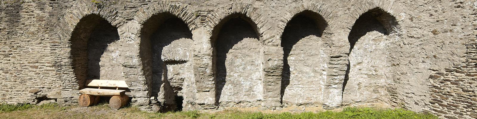 Ruine Sporkenburg © GDKE, U. Pfeuffer