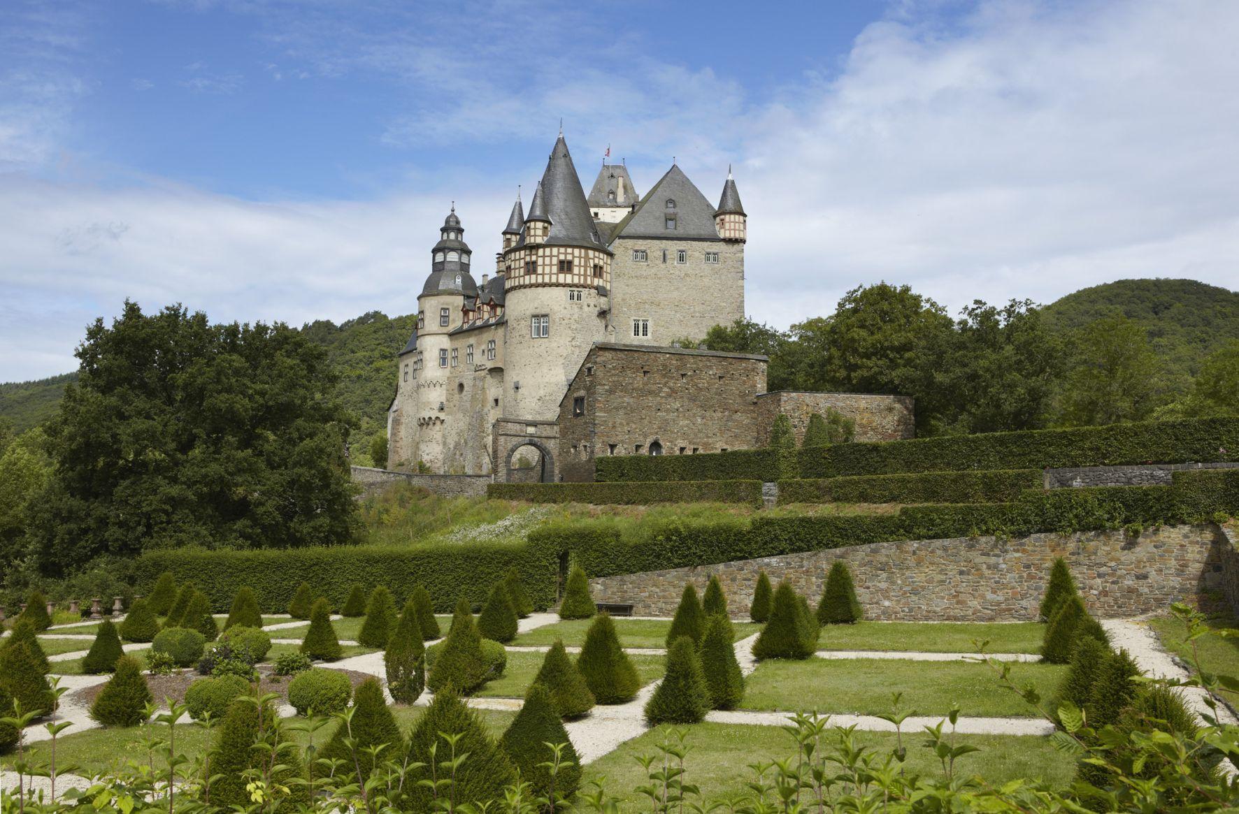 Schloss Bürresheim ©GDKE, Pfeuffer